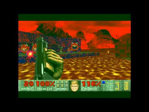 Let's Play DOOM [E3 M6] Travel Video