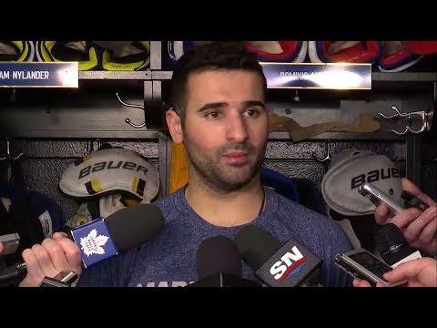 Maple Leafs Post-Game: Nazem Kadri - April 12, 2018
