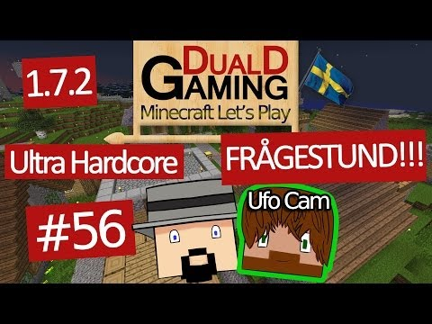 Minecraft Let's Play Med DDG - Episode #56 - FRÅGESTUND HAR