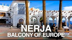 Virtual Tour of Nerja, Costa Del Sol, Spain (2019) Beach & Town Walk - Virtual Vacation