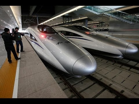 China High-Speed Rail So Popular, It's Hurting Airline Industry