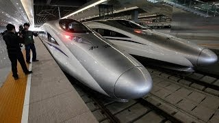 China High-Speed Rail So Popular, It