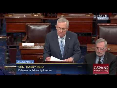 Harry Reid Calls on Donald Trump to Rescind Steve Bannon Hire: Stop 'Deepening' Division