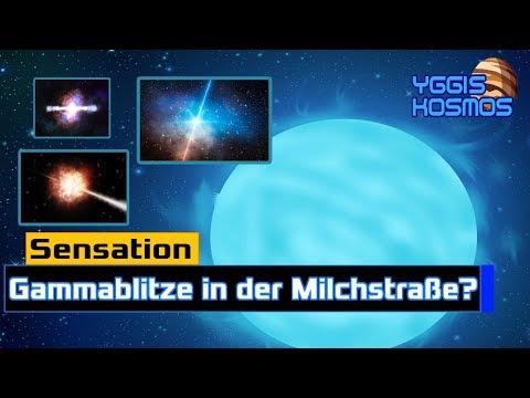 Gammablitze: Stern kurz