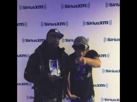 Tony Yayo Admits Giving Chris Brown A Gun at 14 with DJ Whoo Kid (Interview)