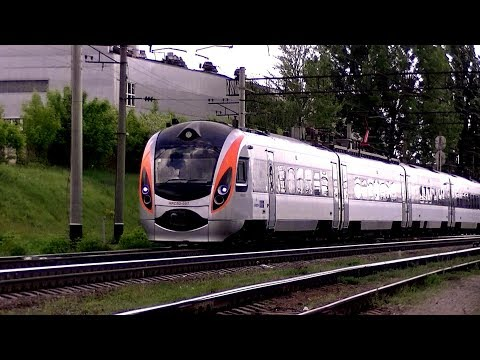 Speed train Hyundai rotem HRCS2-007