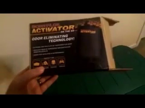 Scent-Lok Activator On The Go System