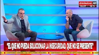 Guillermo Moreno en Cronica HD &quotLa gente esta sufriendo&quot