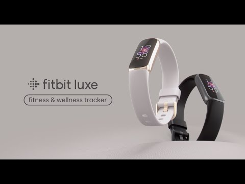 Fitbit Luxe Fitness & Wellness Tracker: Style That Moves With You