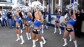 Detroit Lions - Cheerleaders