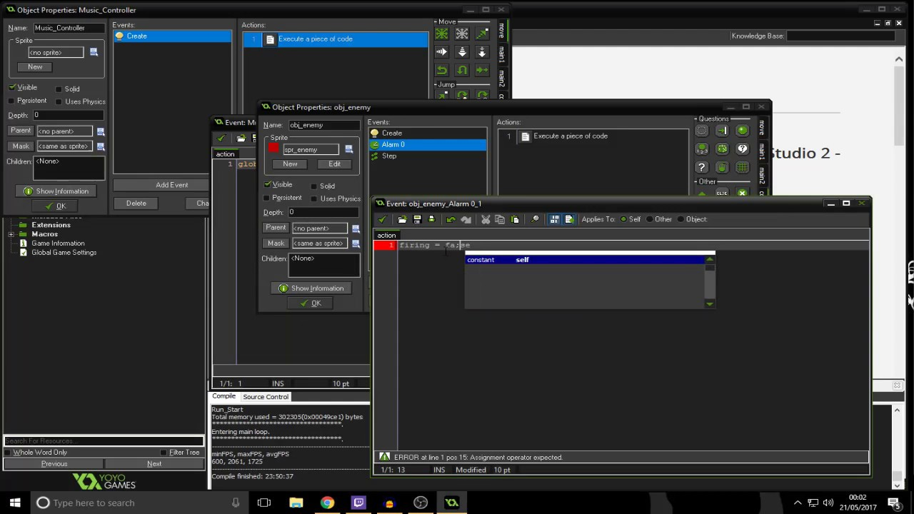 Game maker: tutorials #4 loading external files, and using music.