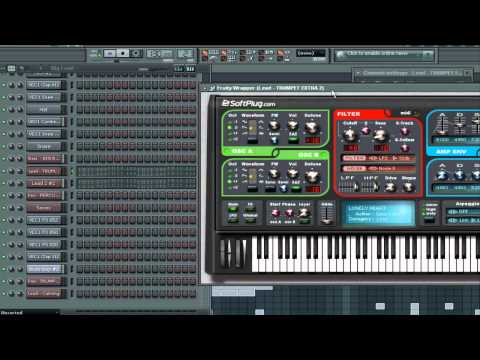 Radio Killer - Lonely Heart - Created with Adventus VST and FL Studio