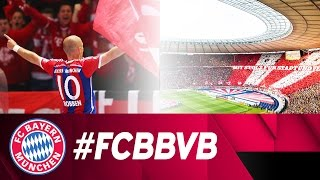 FC Bayern - Borussia Dortmund | DFB Cup Trailer