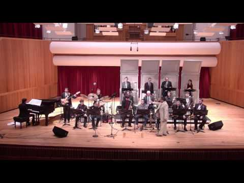 Ohio River - by Emilio Castilho. Performed by University of Louisville Jazz Ensemble I