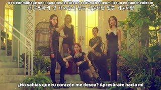 Girls' Generation-Oh!GG - Lil' Touch MV (Sub Español | Hangul | Roma) HD