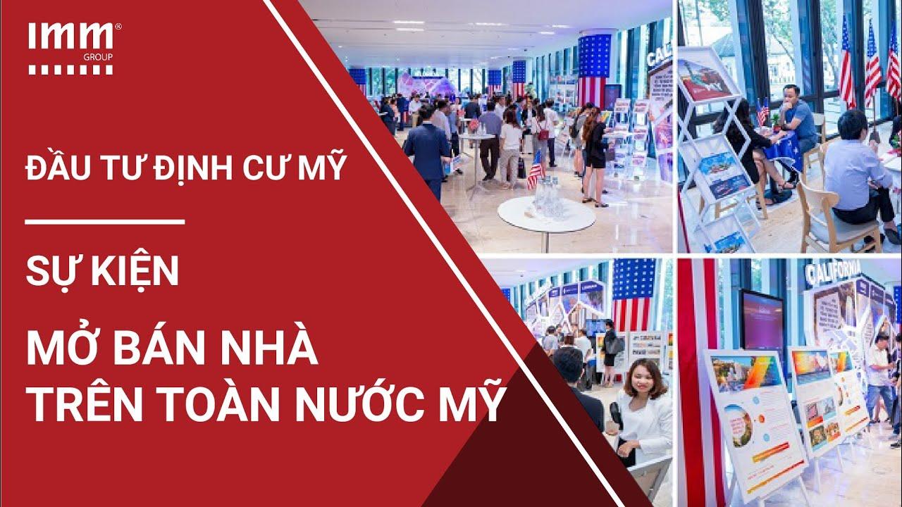 image Video – Sự kiện mở bán nhà đất trên toàn nước Mỹ 16.03.2019