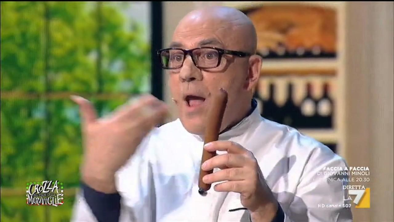 Lo chef germidi soia 39 con la lattuga polso altrimenti ti - Chef titanium con voz ...