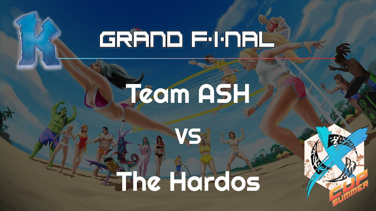 Hardos vs. Team ASH - XCup Qualifier - Heroes of the Storm