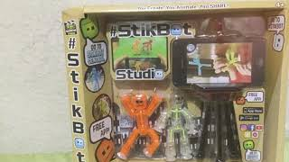 Stickbot studio toy