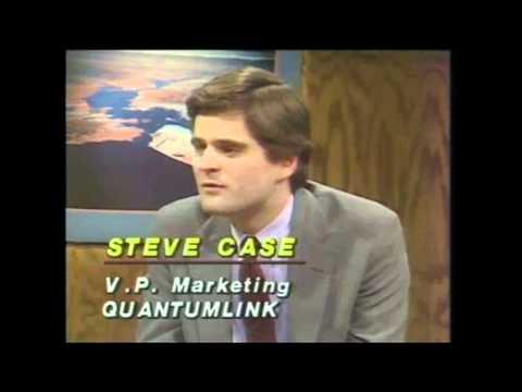Steve Case talks Quantum Link
