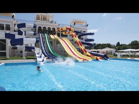 The Water Park Sunset Aquapark In Pomorie Bulgaria Nazar
