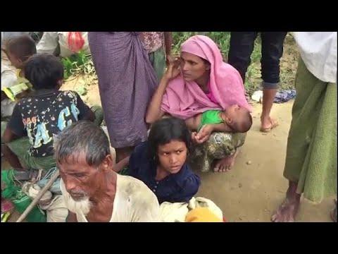 فيديو: آثار التعذيب على أجساد النساء -شاهدة- على معاناة الروهينغا المسلمة