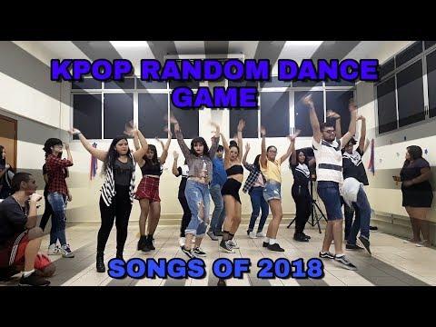KPOP RANDOM DANCE - CHORUS GAME - SONGS OF 2018