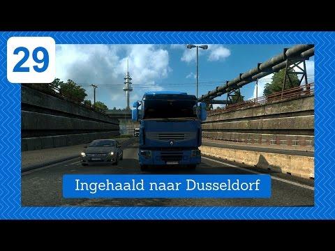 Euro Truck Sumlator 2 #29 - Van Zwolle naar Düsseldorf [Afl 2.]