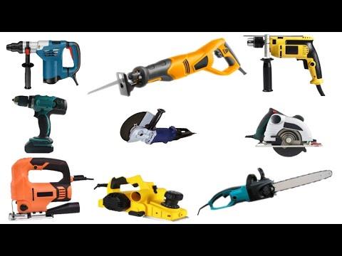 Инструменты для детей. Ручной электроинструмент.