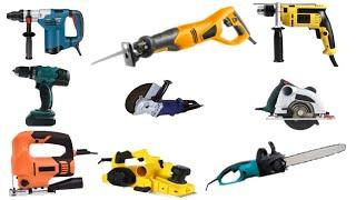 Инструменты для детей. Ручной электроинструмент