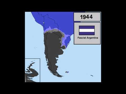 Alternate History of Argentina