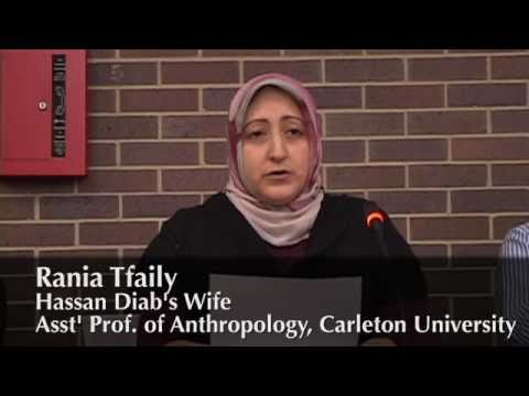 The Extradition of Hassan Diab - Rania Tfaily and Matthew Behrens Speak!