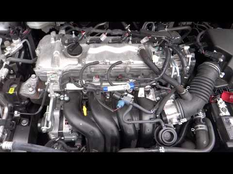 Фото к видео: 2013 TOYOTA AVENSIS 1.8 VALVEMATIC ENGINE - 2ZR-FAE