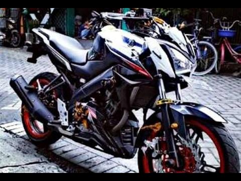 Video Modifikasi Motor Yamaha New Vixion Lighting Sport Keren