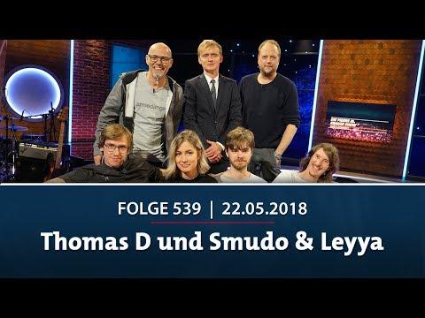 Die Pierre M. Krause Show   Folge 539   Thomas D und Smudo & Regina Hixt & Leyya