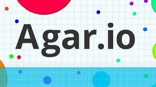 Mi primer gameplay de agar.io.