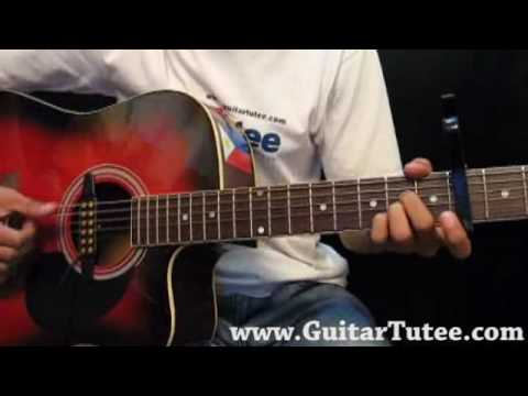 Jason Mraz - Hey Love, by www.GuitarTutee.com