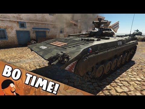 War Thunder BMP-1P