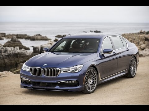 2017 bmw alpina b7 first drive a better bmw youtube. Black Bedroom Furniture Sets. Home Design Ideas