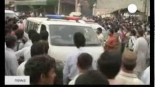 Attentats de Lahore - reportage d'Euronews