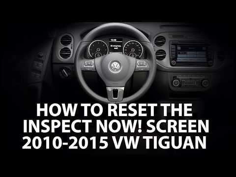 How to reset the