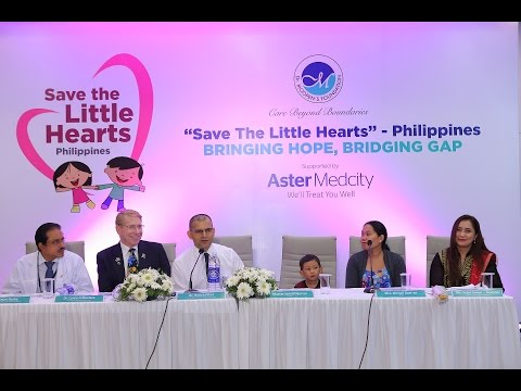 DM Foundation enhances quality of life for Little Heart from Philippines