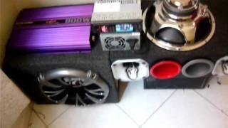 Som Automotivo Em Casa Roadstar/Pyramid/Hinor/Pioneer/PowerPack