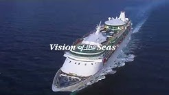 Vision of the Seas Ship Tour