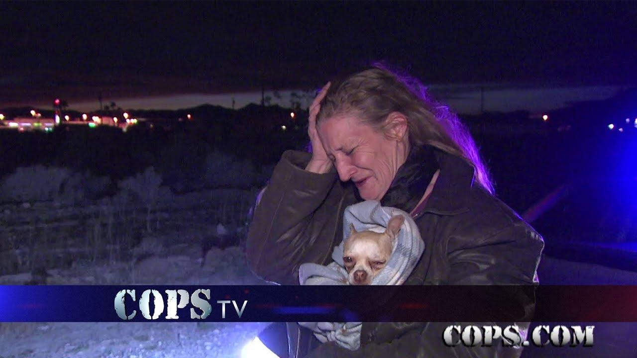 Just Desserts Show 3023 Cops Tv Show