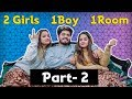 2 Girls and 1 Boy Sharing a Flat | Part-2 | Dinesh Thakur