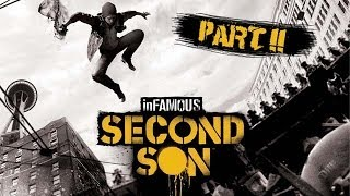 inFamous Second Son: 11 Ooga Booga I