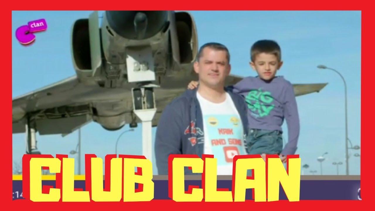 SALIMOS EN CLUB CLAN !!!!????