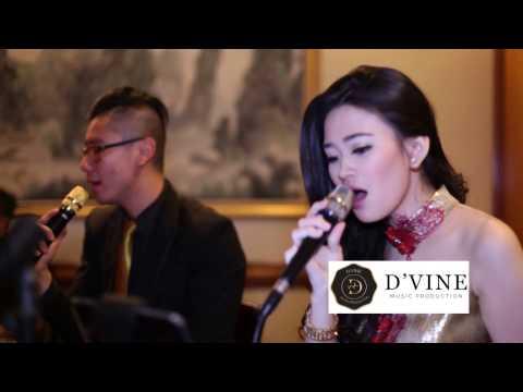 Lian Ai Pin Lu - andy hui ft Evonne hsu (D'vine Music Production)