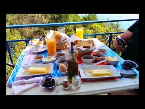 Tsakonian Breakfast - Peloponnese Greece